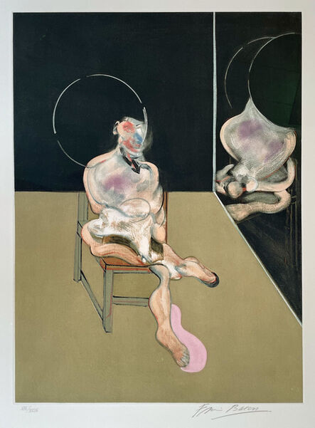 Francis Bacon, 'Seated Figure', 1983