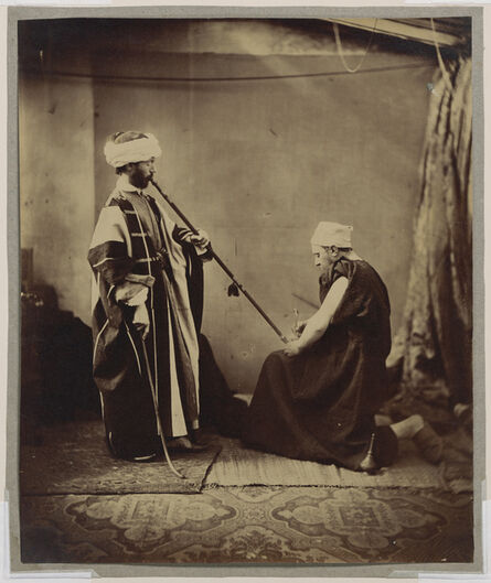 Roger Fenton, 'Orientalist Study', 1858