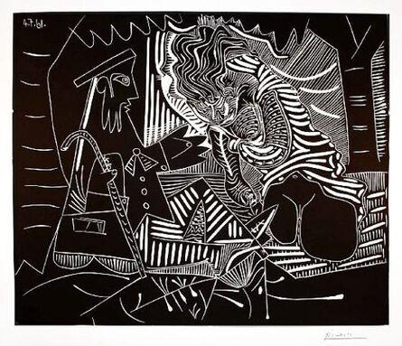 Pablo Picasso, 'Le Dejeuner sur l'Herbe (Luncheon on the Grass)', 1961