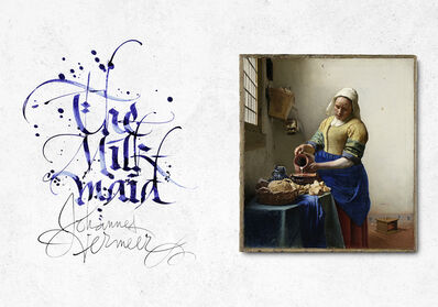 "Marcel Wanders, 'RIJKS ""Maters of the Golden Age""', 2016"