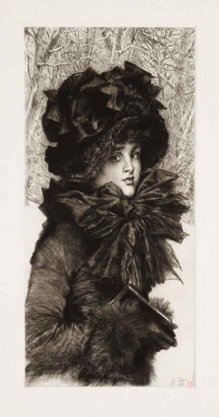 James Jacques-Joseph Tissot, 'Sunday Morning', 1883