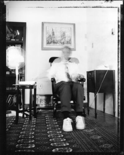 Donald Woodman, '7-17-97', 1997