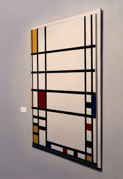 David Klamen, 'Untitled (Mondrian)', 2010