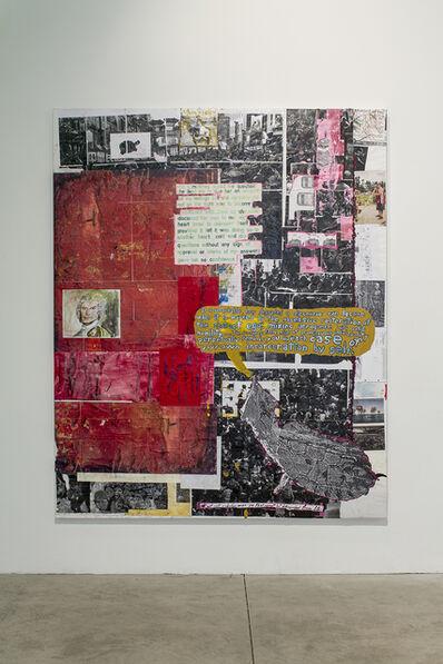 Justin Lieberman, 'Mata Mata Rousseau', 2015