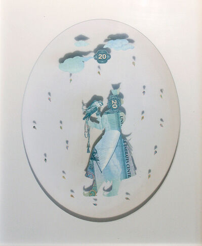 Abdullah  M. I. Syed, 'Courting Falcons I', 2015