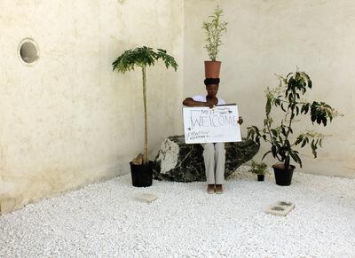 Otobong Nkanga, 'Taste of a Stone: Itiat Esa Ufok', 2013