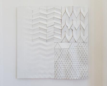 Adrien Tirtiaux, 'Plasterboard Studies', 2018