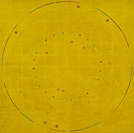 Kris Cox, 'Concentric Episode Series / Yellowgold'