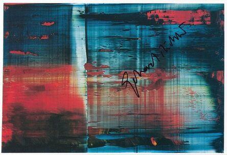 Gerhard Richter, 'Abstraktes Bild 858-3'