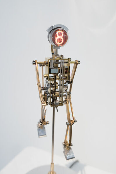 Mark Galt, 'Fermata Bot # 3', 2019