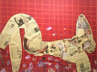Manolo Valdés, 'Matisse como pretexto', 1987