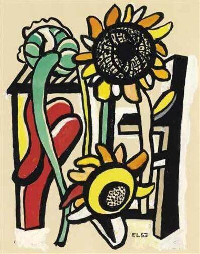 Fernand Léger, 'Les trois soleils', 1953