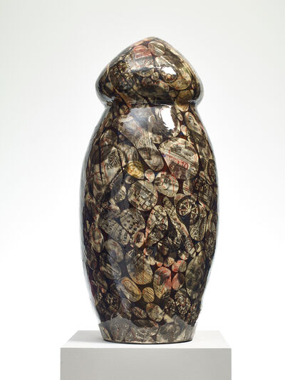 Grayson Perry, 'Object in foreground', 2016