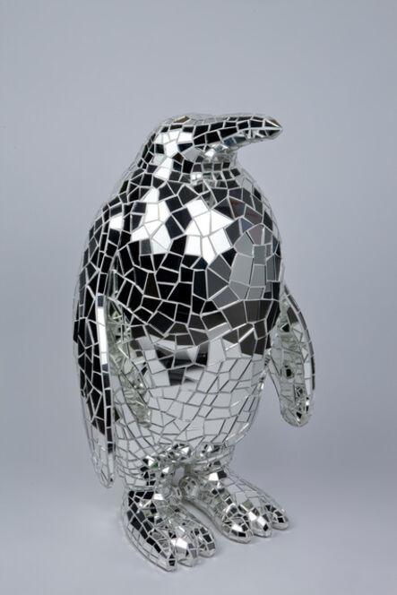 Tomballe, 'Penguin (mirror)'