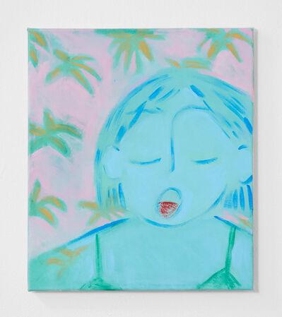 Coline Marotta, 'Blue Garden', 2018
