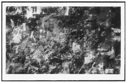 Klaus Mosettig, 'Negative Handwriting 2 (KM008/20)', 2018