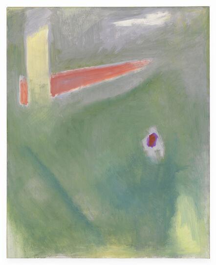 Esteban Vicente, 'Intuicion', 1997