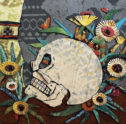 Bill Miller, 'Sacred Skull', 2017