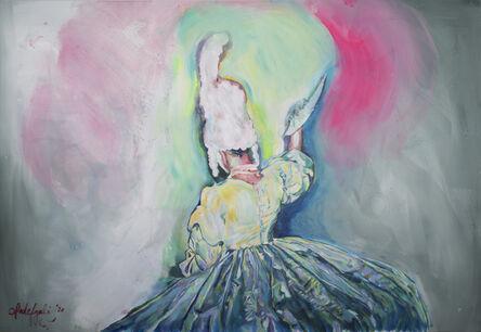 Sedef Gali, 'Angel Crossing', 2020