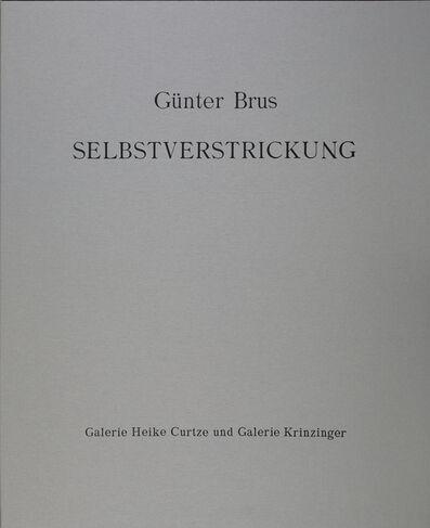 Günter Brus, 'Selbstverstrickung', 1965 / 2013