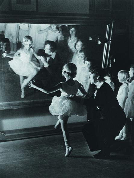 Alfred Eisenstaedt, 'First Lesson at Truempy Ballet School', 1930
