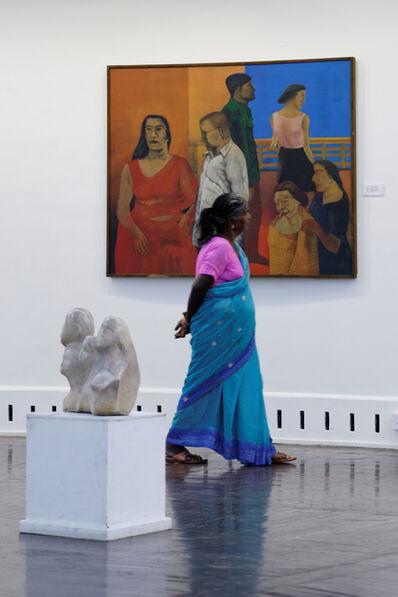 Aurélien Mole, 'Le Sujet (Amma Kesava Naidu - III)', 2016