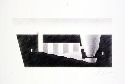 Tadao Ando, 'The Theater in the Rock, Oya I', 1998