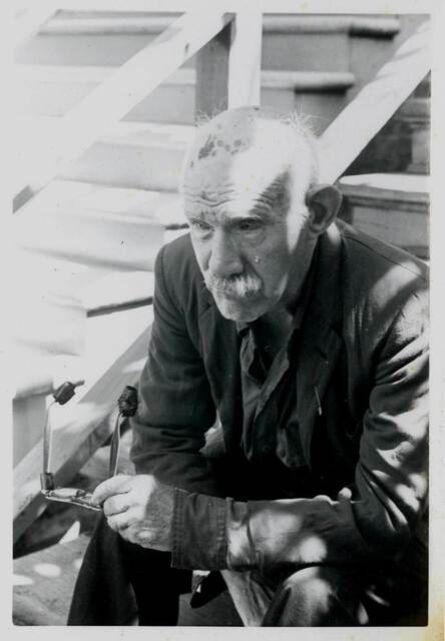 David Berglund, 'Portrait of Henry Darger '