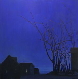 Lisa Hesselgrave, 'Wild Blue', 2017