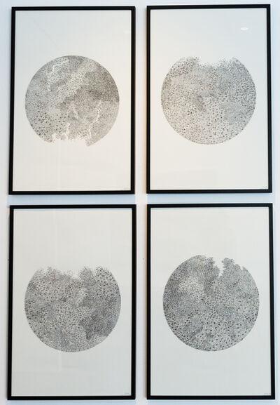 Nasser Al Aswadi, 'Untitled x 3', 2016