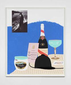Matthew Brannon, 'Jackie, Dinner', 2020