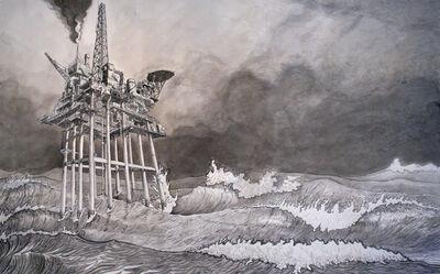 Sandow Birk, 'The Tempest', 2010