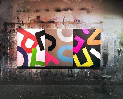 Bradley Narduzzi, 'Sopa de Letras ', 2018