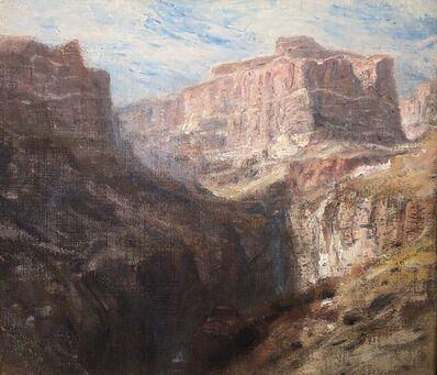 Samuel Colman, 'Tower of Babel, Colorado Canyon', ca. 1900
