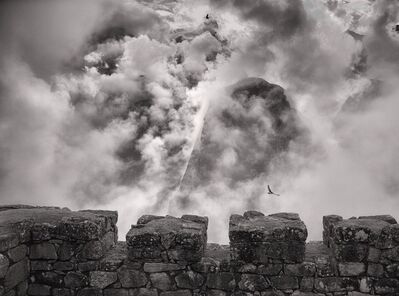 Lee Backer, 'Birds and Clouds'