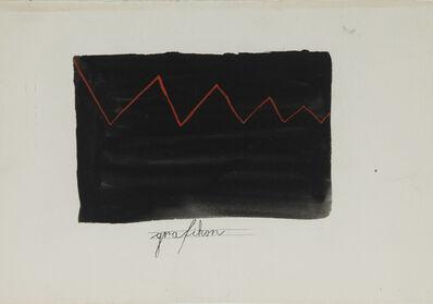 Mangelos, 'Grafikon (graph)', 1951-1956
