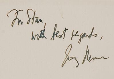 Irving Penn, 'Moments Preserved'