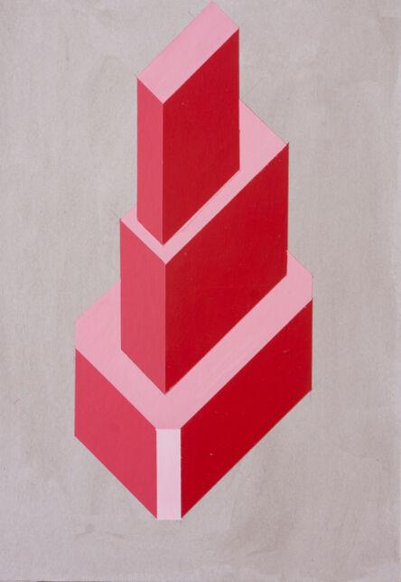 Iván Hurtado, 'Formas de poder', 2014