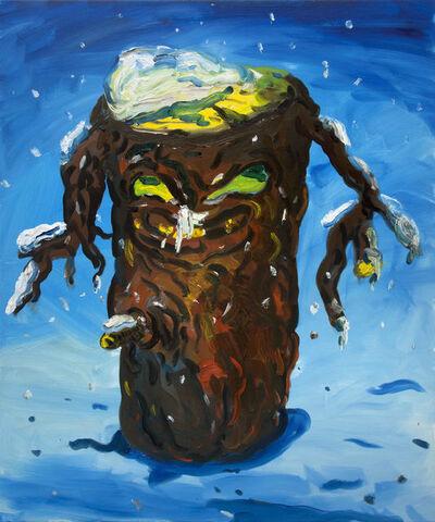 Armen Eloyan, 'Trunk Painting A.T. 2', 2018