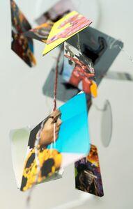Denae Howard, 'Untitled Mobile Collage', 2018