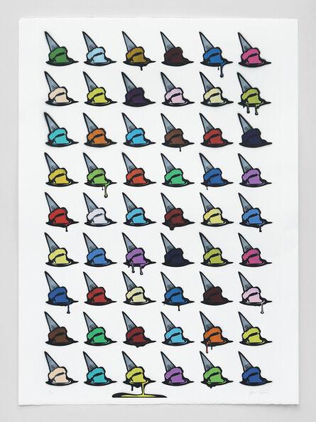Joe Iurato, 'Drippin' Dots (7)', 2020