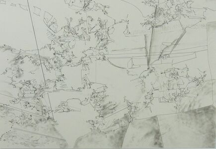Yukari Bunya, '03. Looking at the Vacant Scenery', 2011