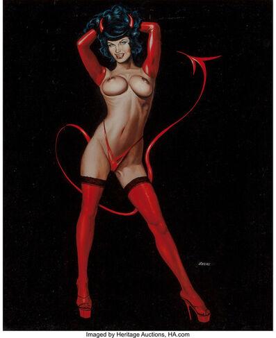 Ron Lesser, 'The Devil in Bettie Page'