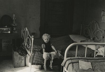 Russell Lee, 'Corner of Edwin Gorder's farm house Williams County, North Dakota', 1937