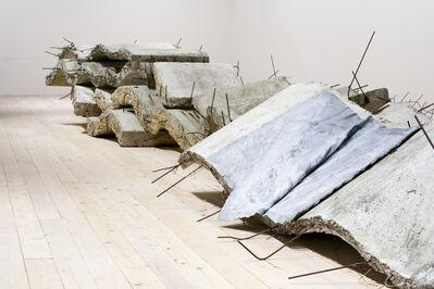 Anselm Kiefer, 'Étroits sont les Vaisseaux (Narrow are the Vessels)', 2002