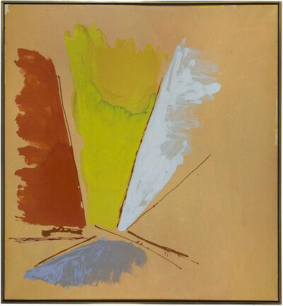 Dan Christensen, 'J.P.'s Visit', 1979