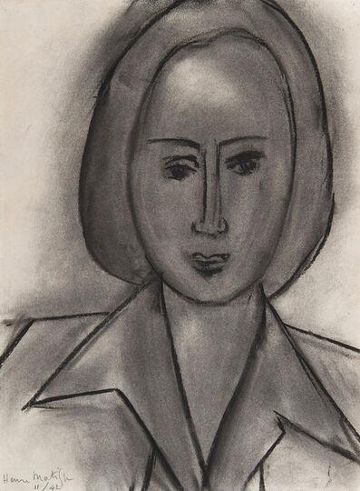 Henri Matisse, 'Monette Vincent', 1942