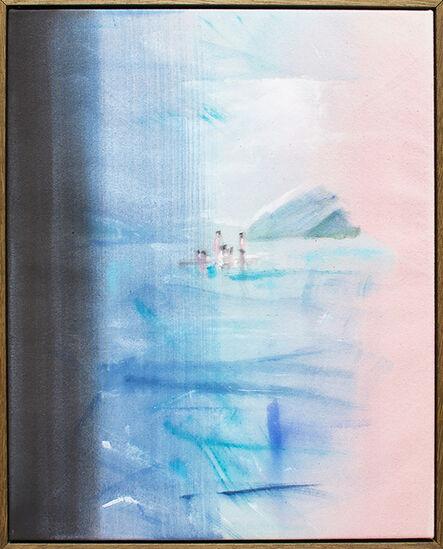 Danny Davidson (b. 1976), 'Lake Geneva 1', 2020