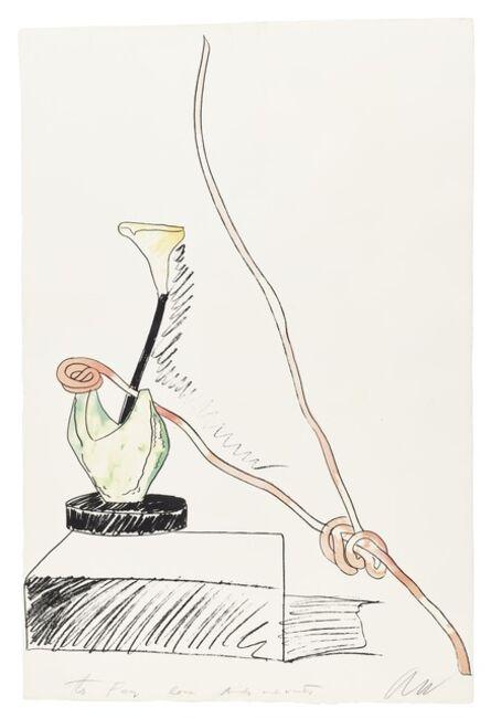 Andy Warhol, 'Flowers (Hand-Colored) (Feldman & Schellmann II.111)', 1974