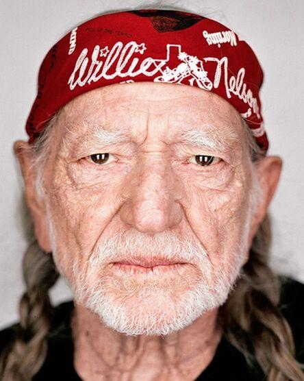 Martin Schoeller, 'Willie Nelson'